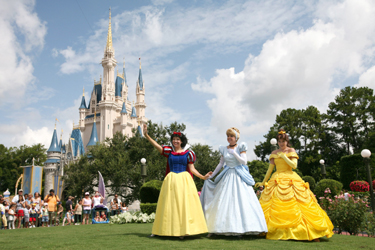 princesses-at-disney-world
